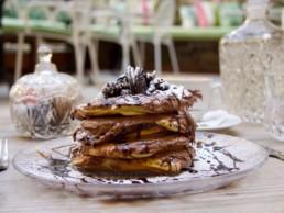 Pancakes Σοκολάτας